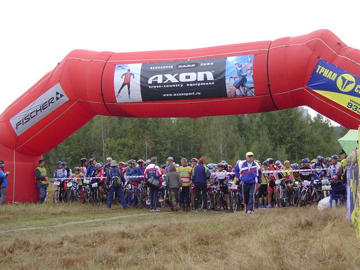18 сентября в зоне отдыха Битца прошли соревнования по кросс-кантри велогонкам (маунтинбайку) под названием  ВЕЛОСОТНЯ